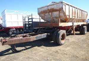 Unknown Unknown Trailer Handling/Storage