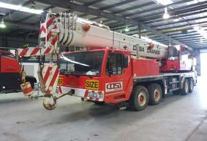 2011 Zoomlion QY50V 50T Truck Mount Mobile Slewing Crane (CC012)