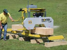 FRONTIER SAWMILLS OS31 SAW MILL BY NORWOOD - picture0' - Click to enlarge