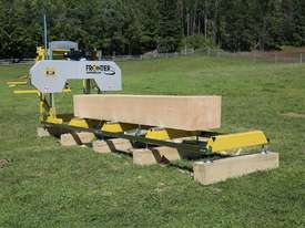 FRONTIER SAWMILLS OS31 SAW MILL BY NORWOOD - picture1' - Click to enlarge