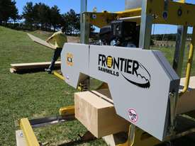 FRONTIER SAWMILLS OS31 SAW MILL BY NORWOOD - picture2' - Click to enlarge