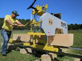 FRONTIER SAWMILLS OS31 SAW MILL BY NORWOOD - picture3' - Click to enlarge