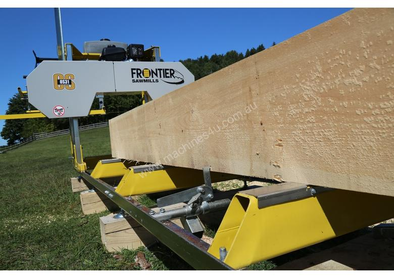 FRONTIER SAWMILLS OS31 SAW MILL BY NORWOOD