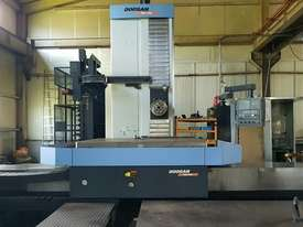2010 Doosan DBC-130L CNC Horizontal Borer - picture0' - Click to enlarge