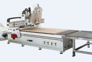 Nanxing 4 spindles Auto Load & unload woodworking CNC Machines NCG2513LE