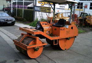 lockwood 2000 cricket pitch roller , Kubota diesel