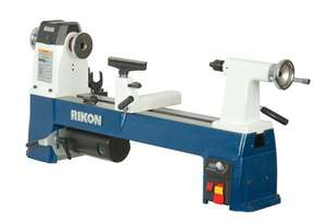 "315mm (12.5"") x 510mm (20"") Variable Speed MIDI Lathe 70-220VSR by Rikon"