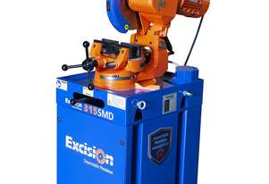 Excision Cold Saw Machine Model 315SMD Metal Cutting Drop Saw