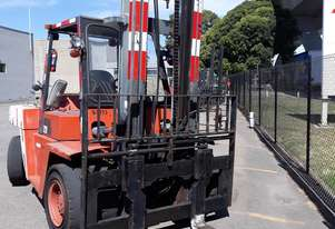 7ton LPG Forklift available for hire