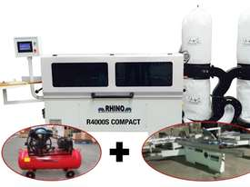 X SHOWROOM PACKAGE INCL 2019 EDGEBANDER AND PANELSAW - picture0' - Click to enlarge