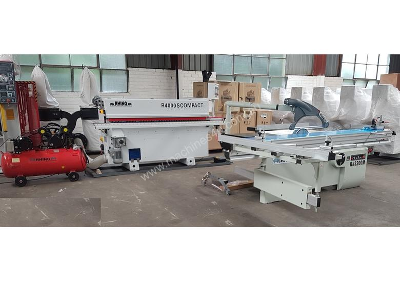 X SHOWROOM PACKAGE INCL 2019 EDGEBANDER AND PANELSAW