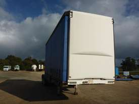 2008 Topstart Curtain Side Tri Axle Drop Deck A Trailer - PH - picture0' - Click to enlarge
