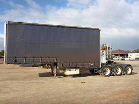 2008 Topstart Curtain Side Tri Axle Drop Deck A Trailer - PH - picture1' - Click to enlarge