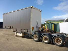 2008 Topstart Curtain Side Tri Axle Drop Deck A Trailer - PH - picture2' - Click to enlarge