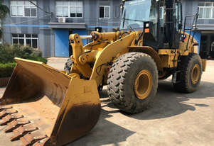 Caterpillar 950H Loader/Tool Carrier Loader
