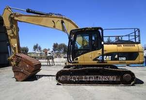 CATERPILLAR 329D Track Excavators