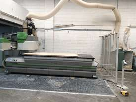 Biesse CNC Flat bed - picture3' - Click to enlarge