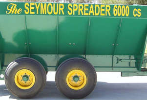Seymour 5850 CS Multi Purpose Spreader