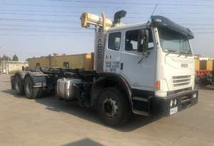 2011 Iveco 2350 Hooklift Truck