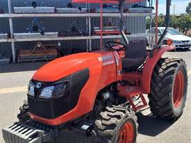 Kubota MX5100 4 x 4 Tractor, 171 Hrs - picture0' - Click to enlarge