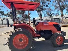 Kubota MX5100 4 x 4 Tractor, 171 Hrs - picture1' - Click to enlarge