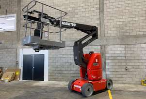 Manitou 12m Electric platform - 2018