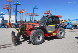 2012 Manitou MT1030 Telehandler – 3T 10M Located WA