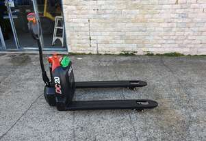 2.0t Lithium Ion full electric power pallet Truck