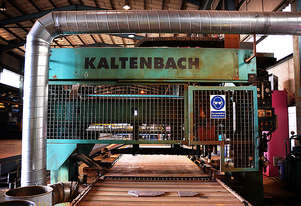 Kaltenbach KF 1501 – CNC Plate Drilling & Profiling Line (2002)