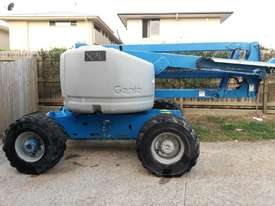 06 /2012 Genie Z45/25J RT - 4 Wheel Drive Diesel Knuckle Boom - With Generator - picture2' - Click to enlarge