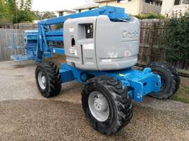 06 /2012 Genie Z45/25J RT - 4 Wheel Drive Diesel Knuckle Boom - With Generator - picture0' - Click to enlarge