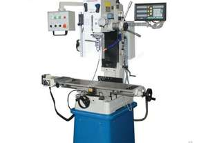 METALMASTER Mill Drill HM-48 with digital readout