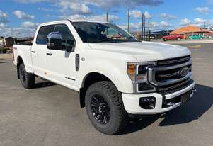 2020 Ford F250 Platinum Tremor Super Duty Pick Up