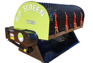 Flipscreen screening bucket WL130