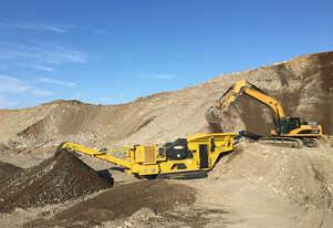 Keestrack Mobile Jaw Crusher