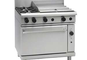 Waldorf 800 Series RN8616GC - 900mm Gas Range Convection Oven