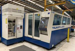 Trumpf   3050 Laser with Lift