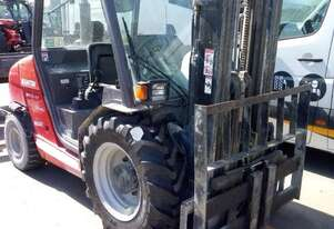 Manitou MH25-4T All terrain Forklift