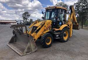 Jcb 2007   3CX BACKHOE