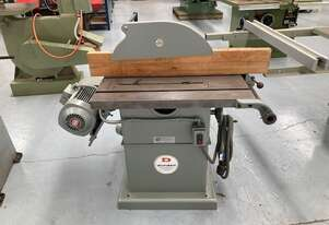Durden rip saw 450mm blade 3 phase