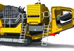 Striker   HQ1312 Impact Crusher