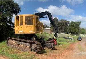 Tigercat Tree harvester