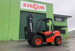 Everun ERTF25 All terrain forklift