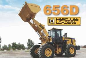 Hercules SEM 656D Wheel Loader