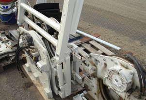 360 ROTATORS Forklift attachment