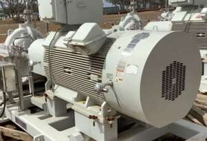 210 kw 280 hp 4 pole 1485 rpm 6600 volt 6.6kv Foot Mount 355 frame AC Electric Motor Toshiba TMEiC