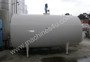 Stainless Steel Mixing -  Capacity 13,000 Lt.