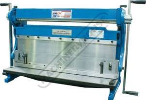CM-760 3-in-1 Pressbrake, Guillotine & Rolls 760 x 1mm Mild Steel Capacity