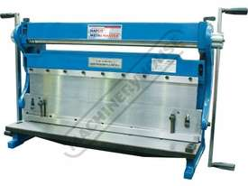 CM-760 3-in-1 Pressbrake, Guillotine & Rolls 760 x 1mm Mild Steel Capacity - picture0' - Click to enlarge
