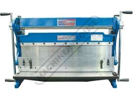 CM-760 3-in-1 Pressbrake, Guillotine & Rolls 760 x 1mm Mild Steel Capacity - picture2' - Click to enlarge